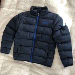 The North Face Boys Jacket Navy s:M 10/12
